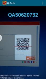 Autenticazione sistemi web con app smartphone - qrAuth